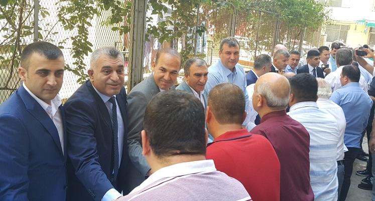 MHP Adana'da coşkulu bayram