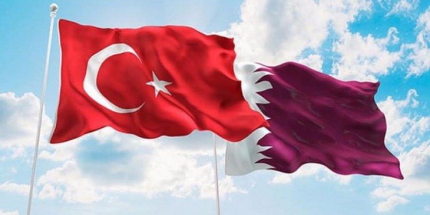 Katar'dan flaş açıklama! Türkiye ile yapacağız