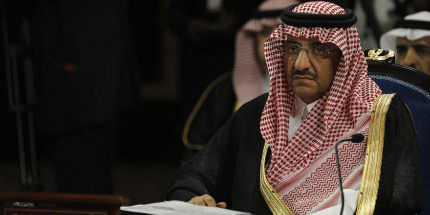 Suudi prens saraya kapatıldı!