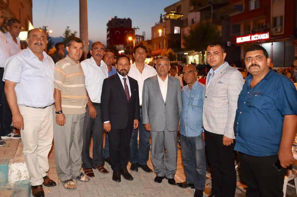 MHP Sarıçam İlçe Başkanı Mustafa Kızılelma'dan Açıklama