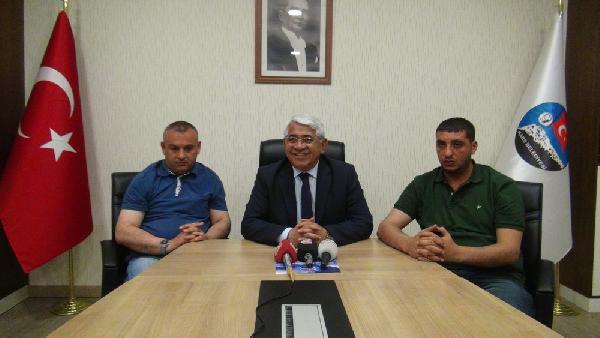 Kars Belediye Başkanı MHP'li Karaçanta: Görevimizin Başındayız