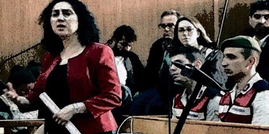 Figen Yüksekdağ'dan skandal savunma