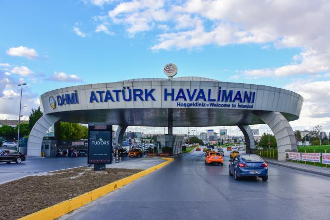 """Atatürk Havalimanı'nda """"Vücut Tarayıcı Cihaz"""" Kullanımı Başlıyor"""
