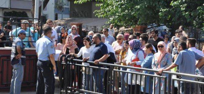 Nazilli'de 110 Sanıklı Fetö Davası Başladı