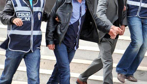 Turgutlu'da Pkk Operasyonuna 5 Gözaltı