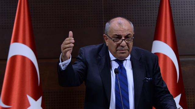 Tuğrul Türkeş AK Parti'den aday