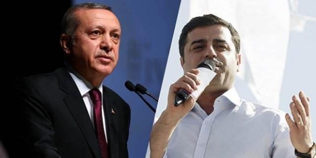 Cumhurbaşkanı Erdoğan: Selahattin Demirtaş, 53 Kürt kardeşimi öldürten bir teröristtir!