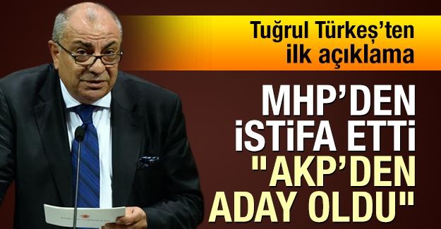 Tuğrul Türkeş'ten ilk açıklama