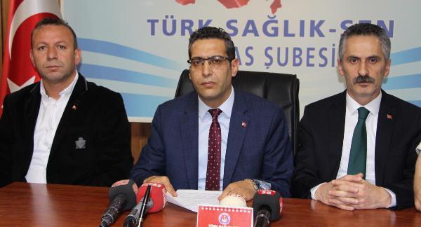 Türk Sağlık-Sen Atamalara Tepkili