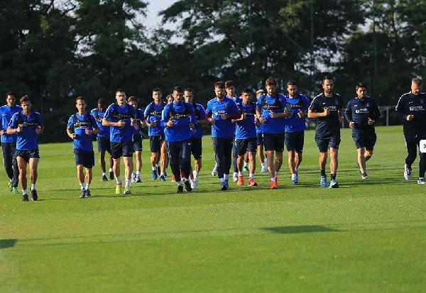 Trabzonspor Günde 3 İdmanla Lige Hazırlanıyor
