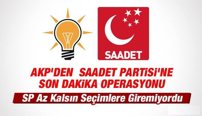 AKP Vekil Sayısını Artırmak İçin İki Partiye Tuzak mı Kurdu?