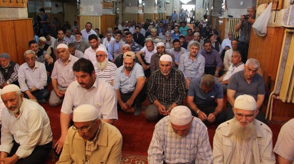 Sivas'ta Şehitler İçin Mevlit Okutuldu