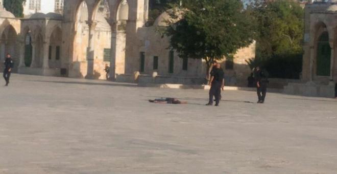 Mescid-i Aksa'da vahşet: 3 Filistinli şehit