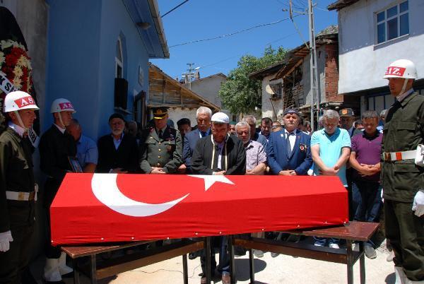 Kıbrıs Gazisi Mustafa Atmaca Törenle Ebediyete Uğurlandı