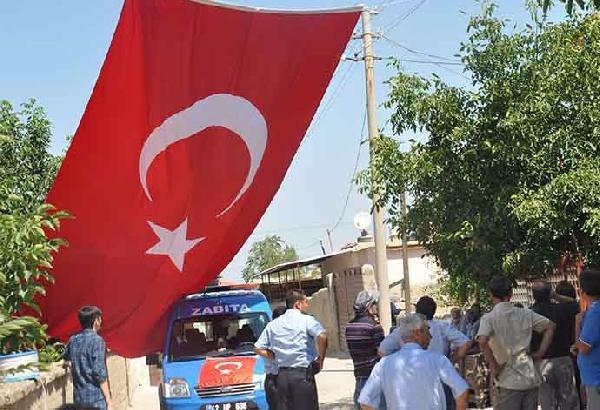 Konya'ya Şehit Ateşi Düştü (Polis Memuru Battal Yıldız)