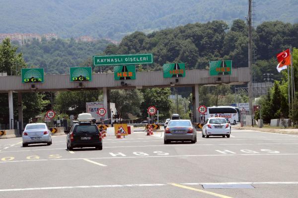 TEM'de Bolu Dağı Tüneli Ankara Yönünde Ulaşıma Açıldı