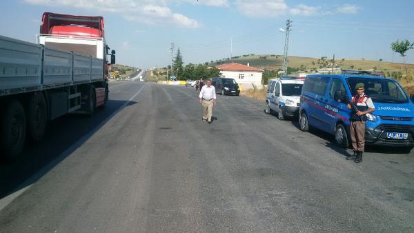 Trafik Polisi, Denetim Noktasında Şehit Oldu
