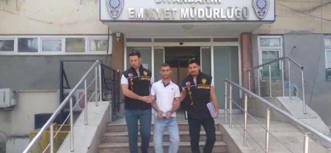 Sitelerden Bisiklet Çalan Zanlı Tutuklandı