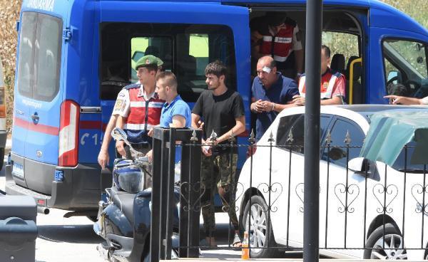 Botla Uyuşturucu Transferine Jandarma Operasyonu