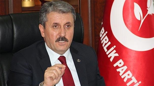 Mustafa Destici'den İdam Açıklaması