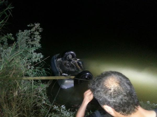 Otomobil Sakarya Nehri'ni Uçtu: 3 Ölü
