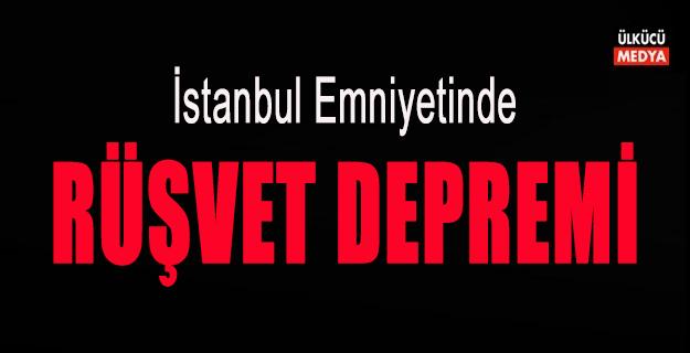 Rüşvet Operasyonu; 60 Polis 42 Sivil Gözaltında
