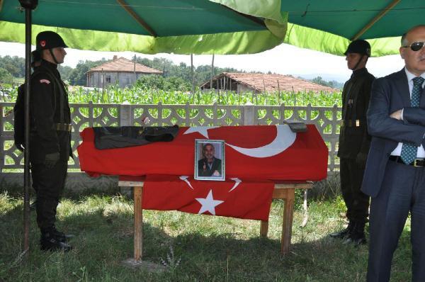 Kore Gazisi Ali Can, Son Yolculuğuna Uğurlandı