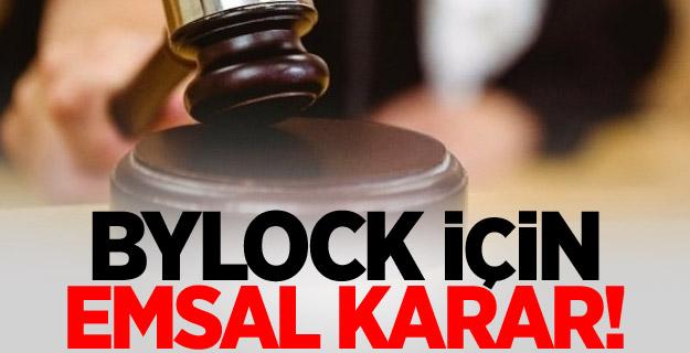 Bylock'çuya 10 yıl 6 ay hapis