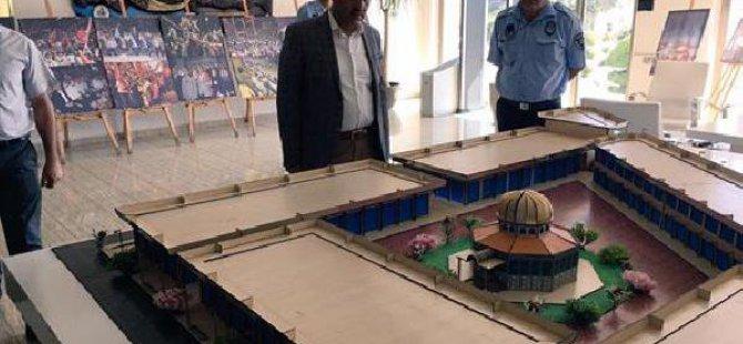 İsrail'deki Caminin Benzeri Reyhanlı'ya Yapılıyor
