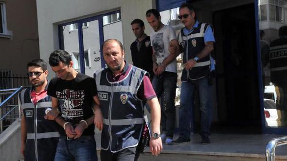 Yalova'da Gürcü Hırsızlık Çetesi Çökertildi