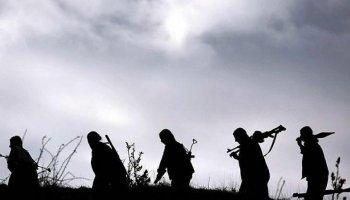 PKK'lılar Emniyet Amirinin Aracını Taradı