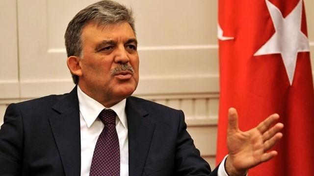 Abdullah Gül'den Mehmet Görmez mesajı