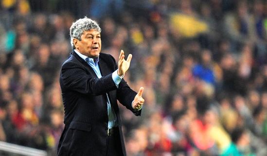 Milli Takım'ın yeni teknik direktörü Mircea Lucescu...