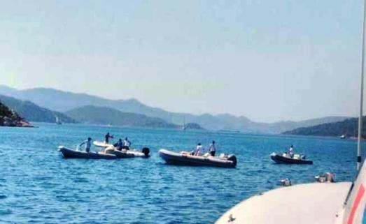 Marmaris'te Tekne Faciası; 3 Ölü, 8 Kişi Kurtarıldı