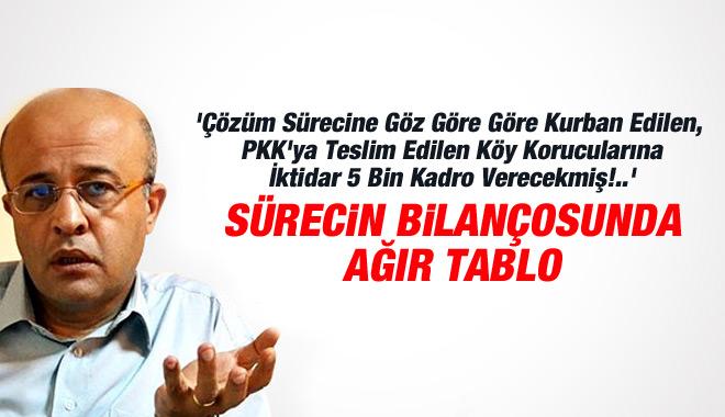 AKP'nin '5 Bin Korucu Kadrosu' Çıkışı Üzerine Önemli Hatırlatma