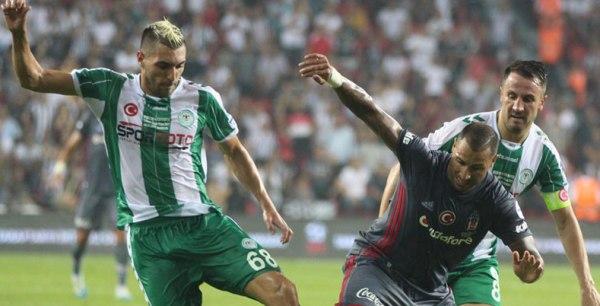 Beşiktaş (1-2) Atiker Konyaspor / Süper Kupa Konyaspor'un