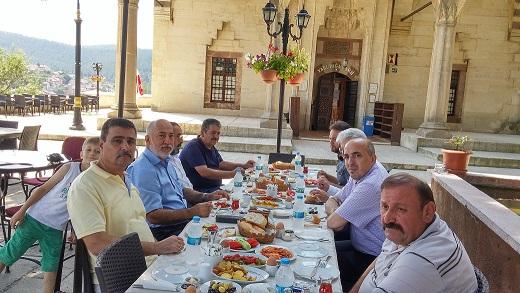 Hataylı Yavuz Hoca Kastamonulu Milliyetçilerle!