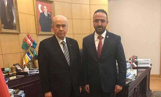 MHP'li Eyüp Yılmaz Adaylığını Açıkladı