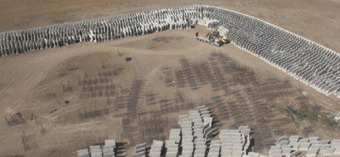 Suriye'den Sonra İran Sınırına 'Güvenlik Duvarı'