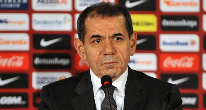 """Dursun Özbek: """"Amacımız, Türk Futbolunu İleri Taşımak"""""""