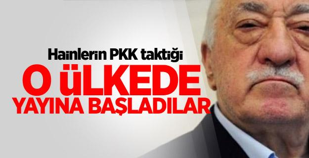 FETÖ'den televizyon yayınlarında PKK taktiği