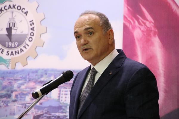 Bakan Özlü: Kobi'lerimiz Türkiye Ekonomisinin Can Damarı