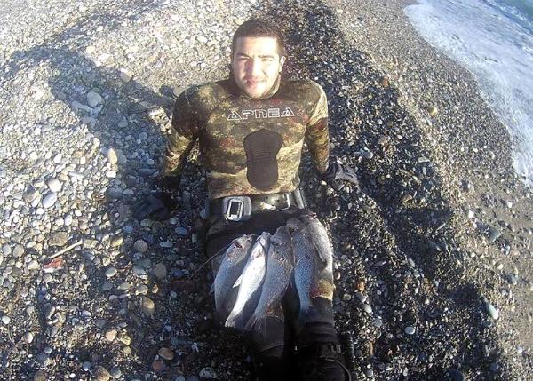 Zıpkınla Balık Avlamaya Çıktığı Denizde Öldü