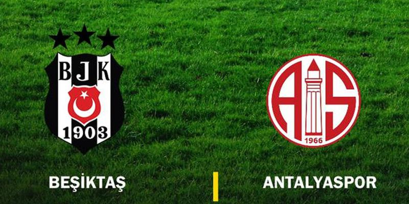 Beşiktaş Galibiyetle Başladı: Beşiktaş (2-0) Analyaspor