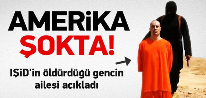 IŞİD'IN ÖLDÜRDÜĞÜ GENCİN AİLESİNDEN ŞOK İDDİA !