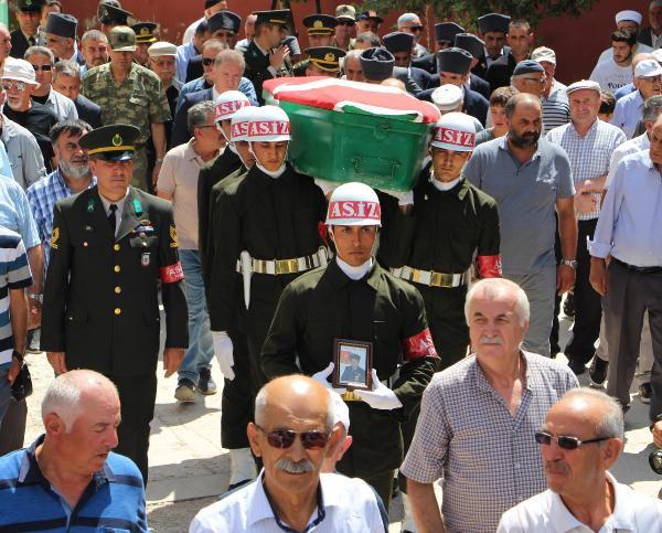 Kıbrıs Gazisi Abdulhamit Canol Son Yolculuğuna Uğurlandı