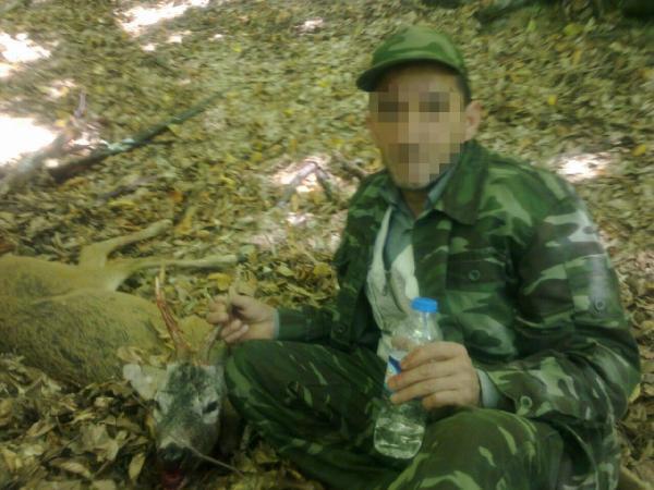 Vurduğu Karacayı Facebook'ta Paylaştı, 18 Bin TL Ceza Aldı
