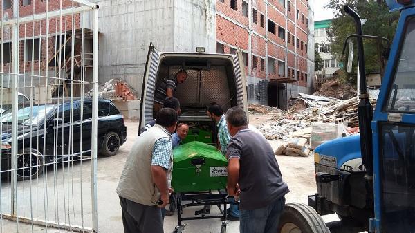 Arazide Ölen Sahibinin Yerini 'Karabaş' Gösterdi