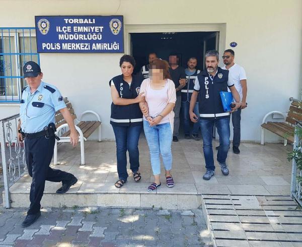 Yaşlı Adamı Dolandıran Kadın Şüpheli Tutuklandı