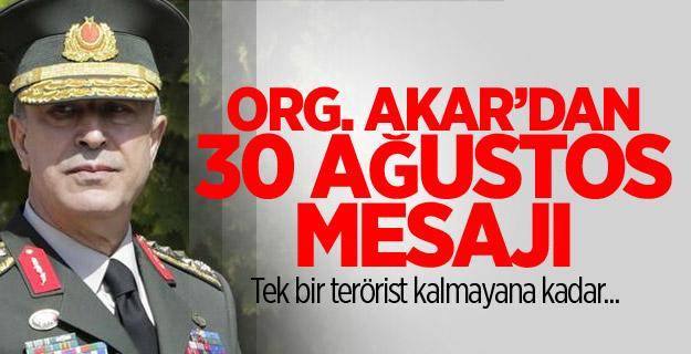 Hulusi Akar: Tek bir terörist kalmayana kadar...